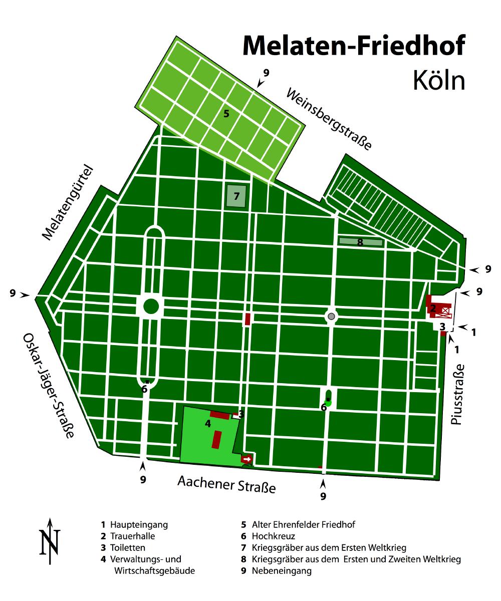 Melaten Köln
