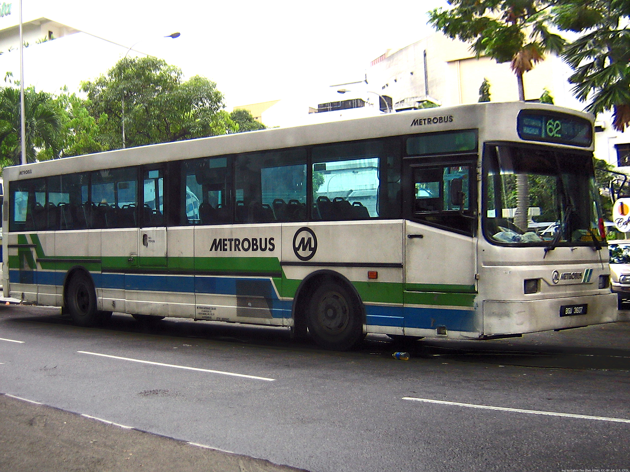 Bus To Go The The Thirl Rail Room
