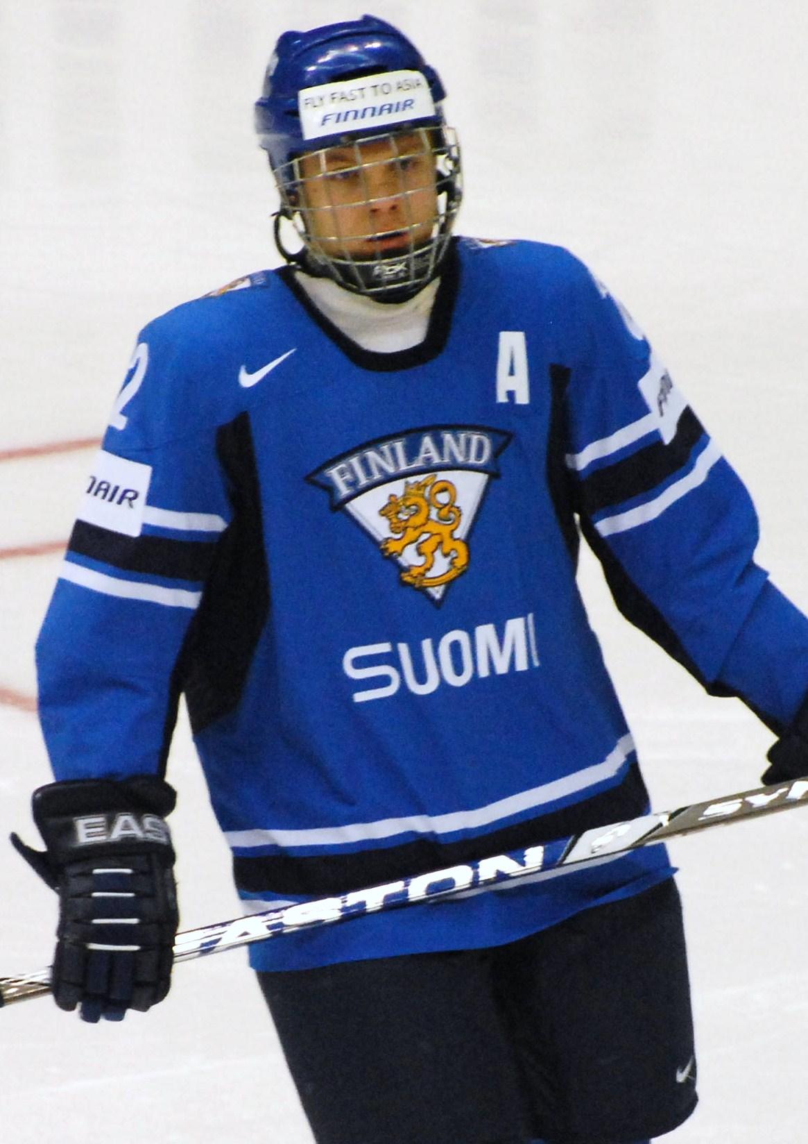 Mikael Granlund Mikael Granlund Wikipedia the free encyclopedia