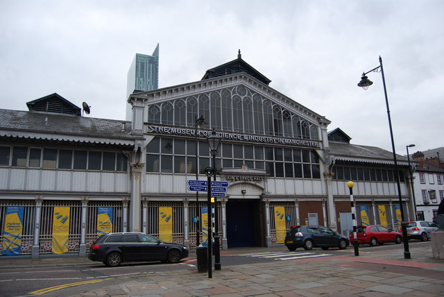 Museum of Science and Industry, Manchester - geograph.org.uk - 1513064