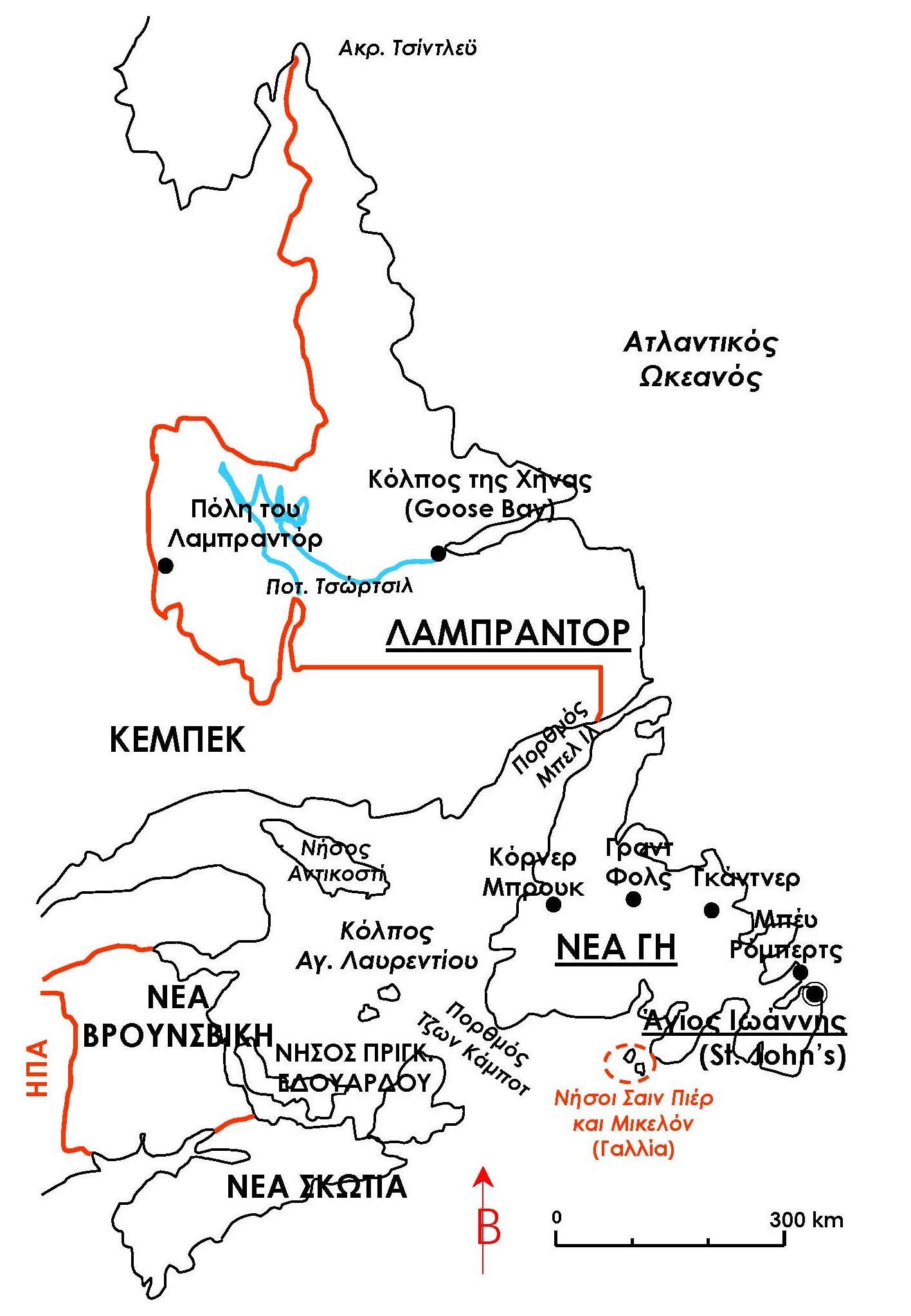 FileNewfoundland And Labrador Map Eljpg Wikimedia Commons - Newfoundland and labrador map