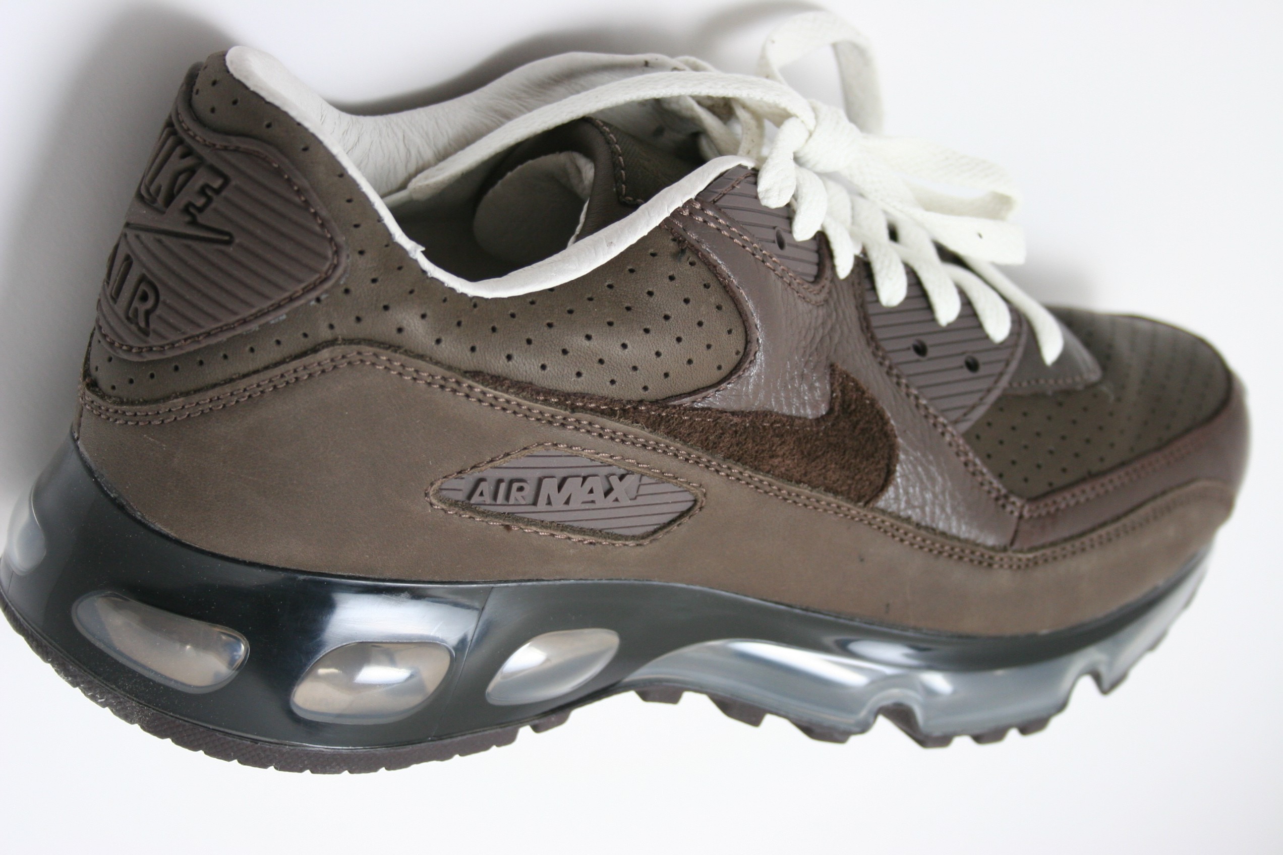 Nike Air Max  Mens Shoes Black Blue Red