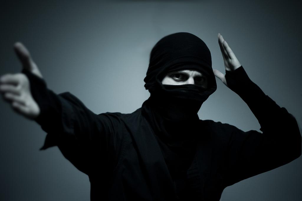 Нинджа на седмицата: Мистичното бойнo изкуство Бо фунг до