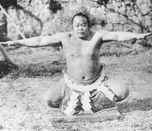 Nishinoumi Kajirō I Japanese sumo wrestler