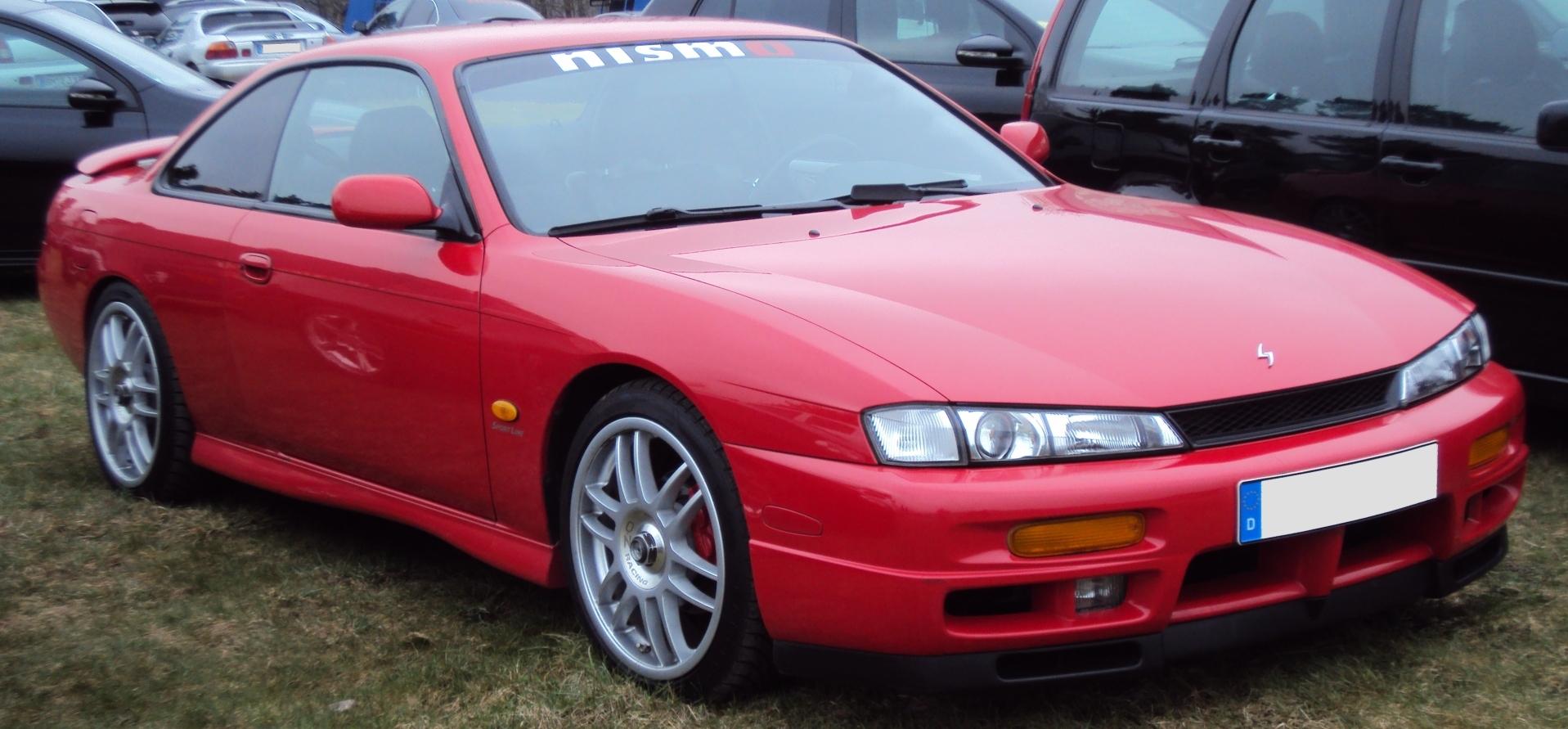 Nissan 300zx For Sale >> File:Nissan 200SX Sportline Front.JPG - Wikimedia Commons