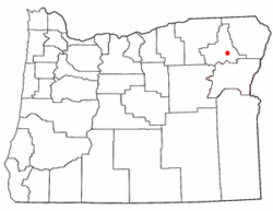 Loko di Union, Oregon