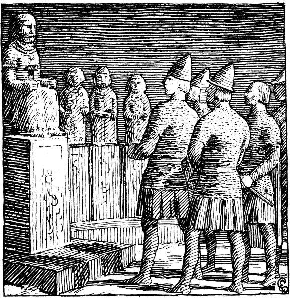 Fil:Olav Tryggvasons saga - Olav i Tors hov - H. Egedius.jpg