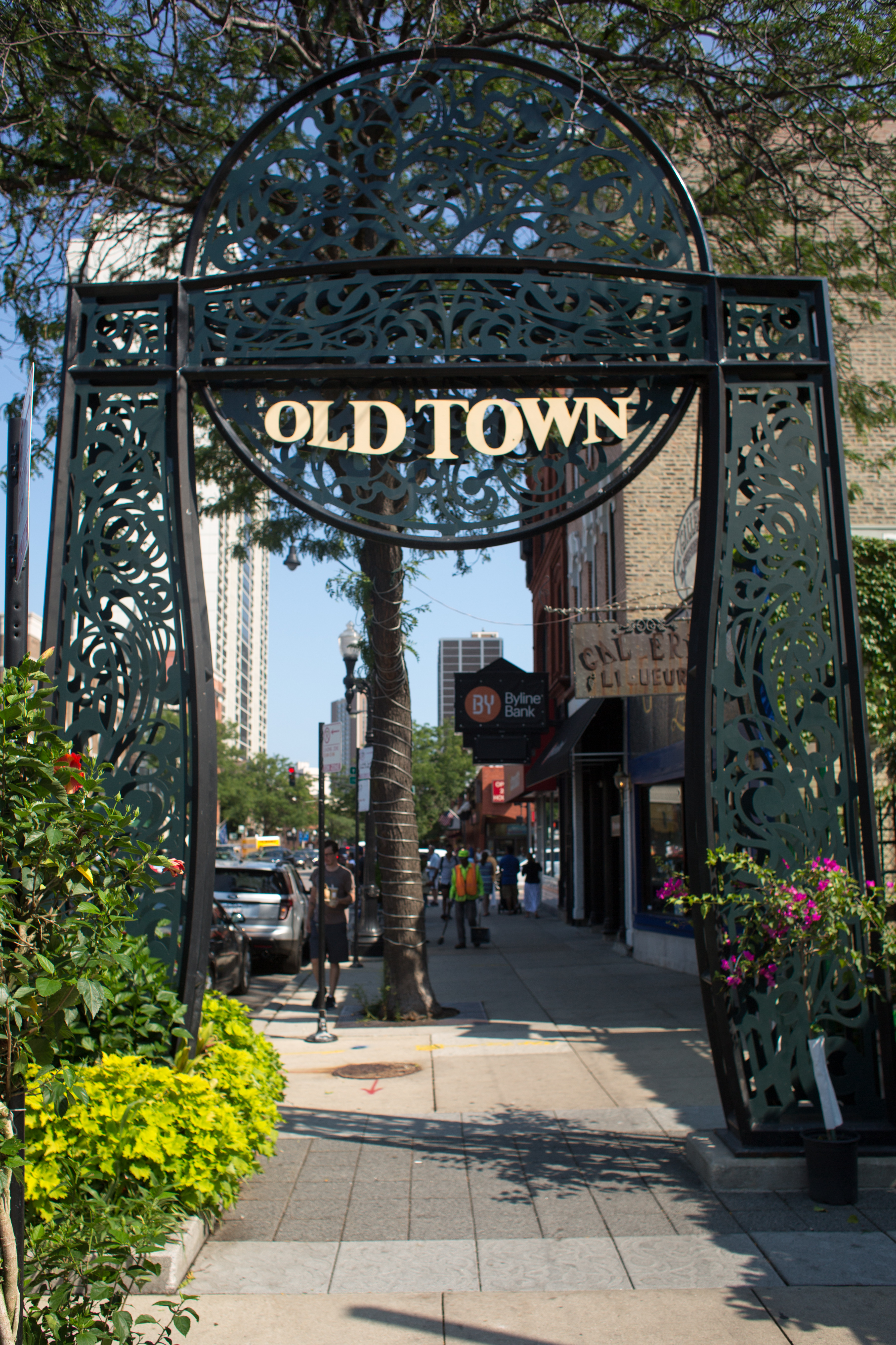 Is oldtown good for dating chicago