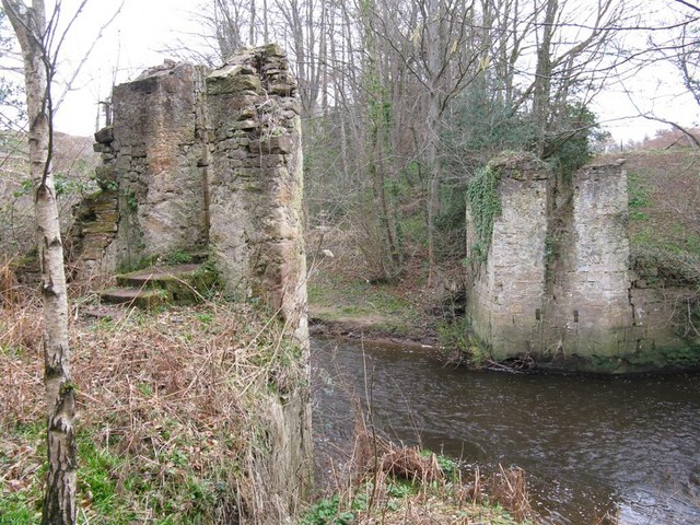 Once upon a time.. - geograph.org.uk - 1204513