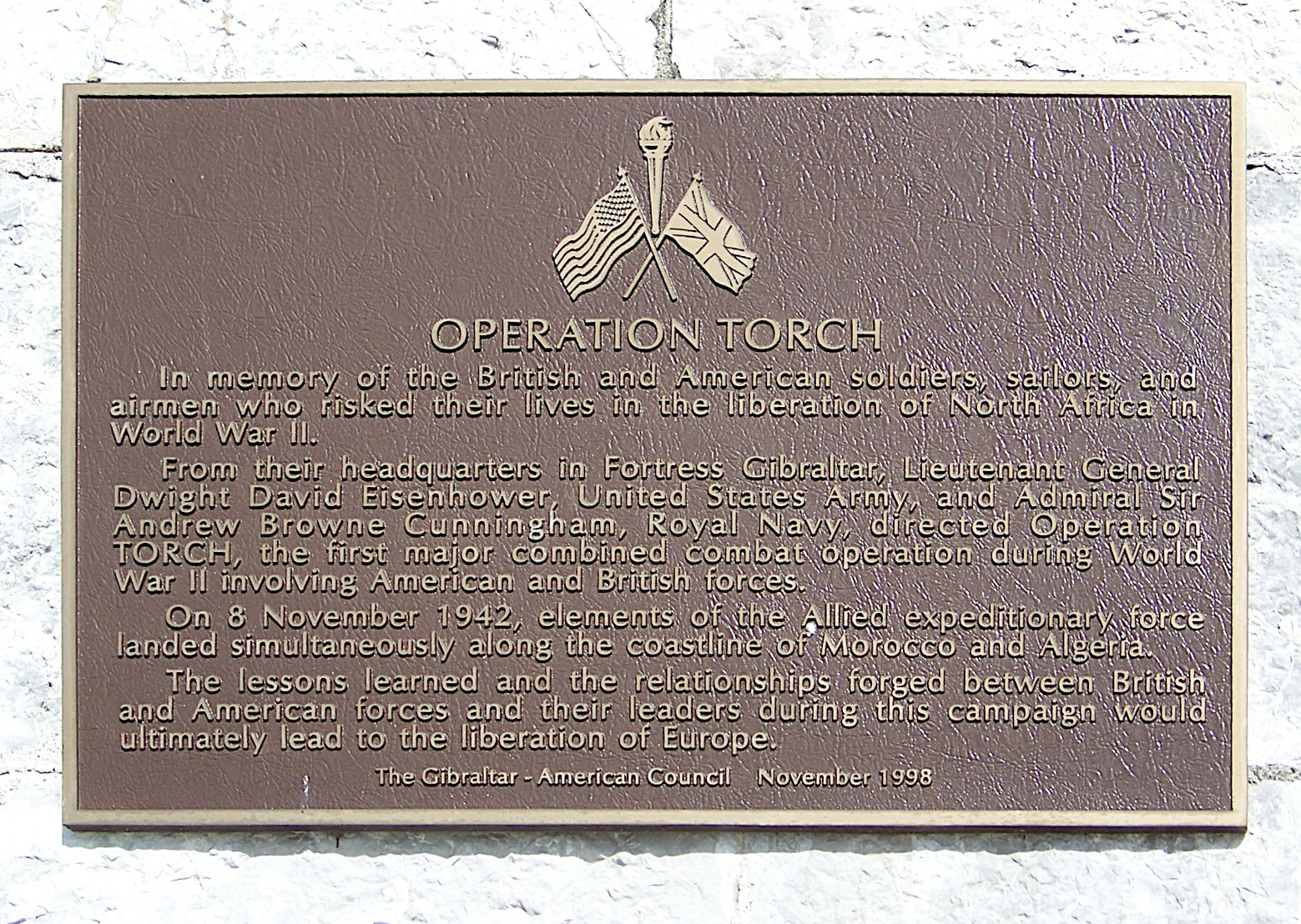 ile operation torch The operational environment, hostile, permissive or uncertain, is what will determine the use of military force and decisions of the unit commander.