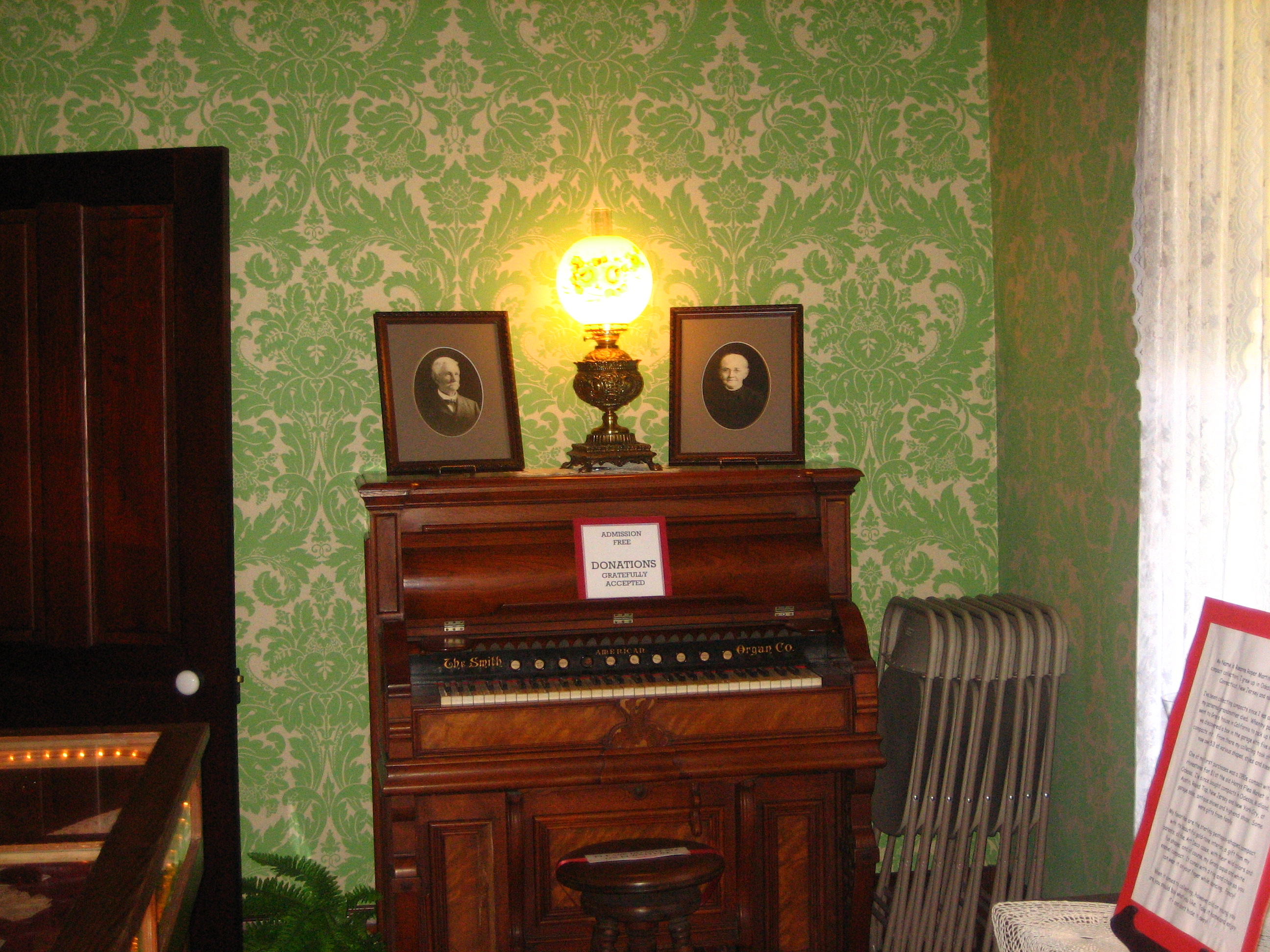 File:Organ At White Pool House, Odessa, TX Picture 1843