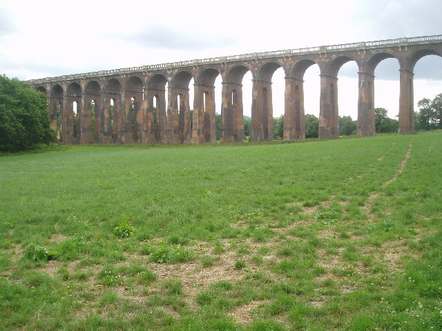 Ouse Valley Viaduct Commonly Known As The Balcombe Viaduct Geograph Org Uk
