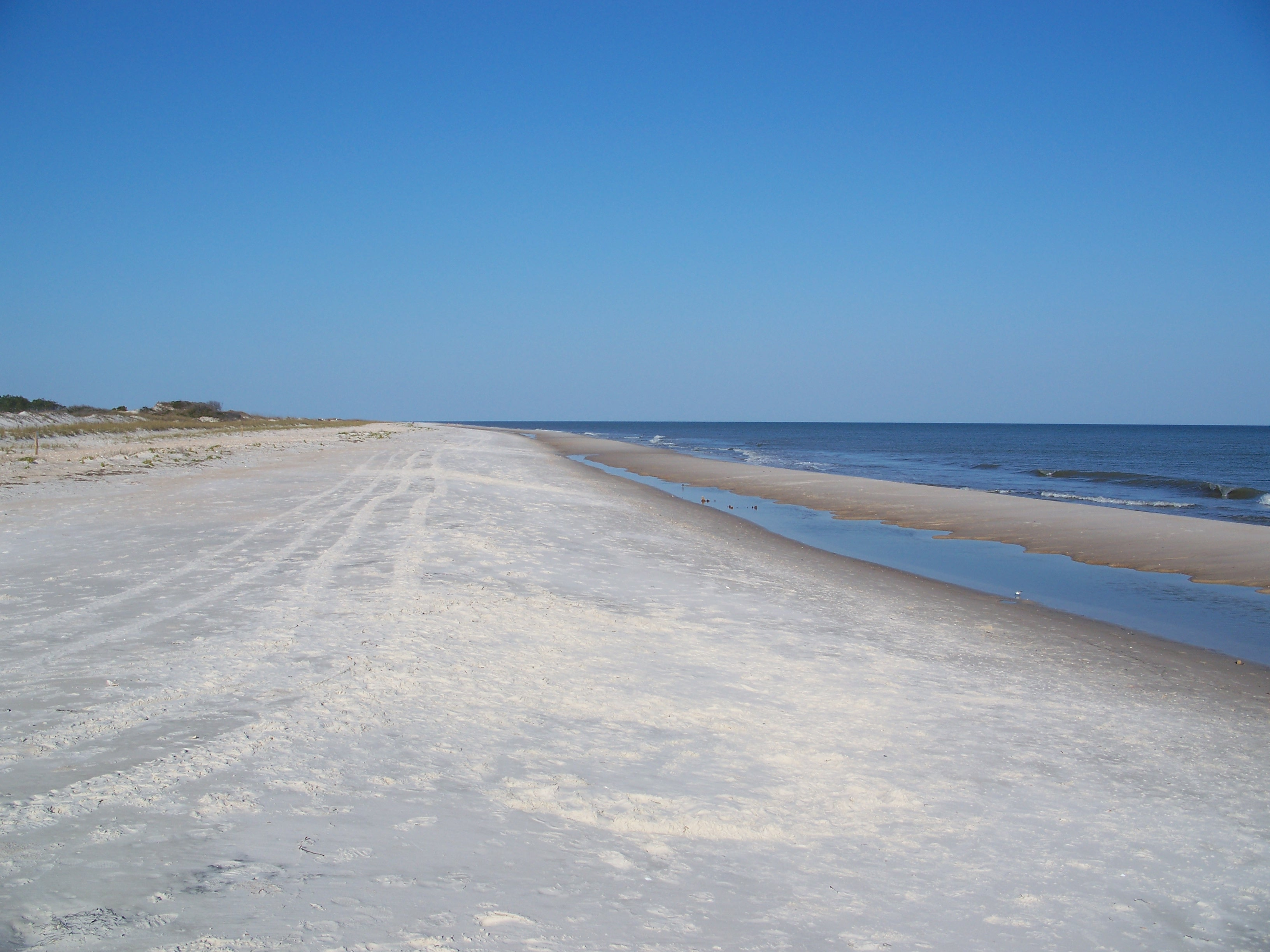 St George Island What County