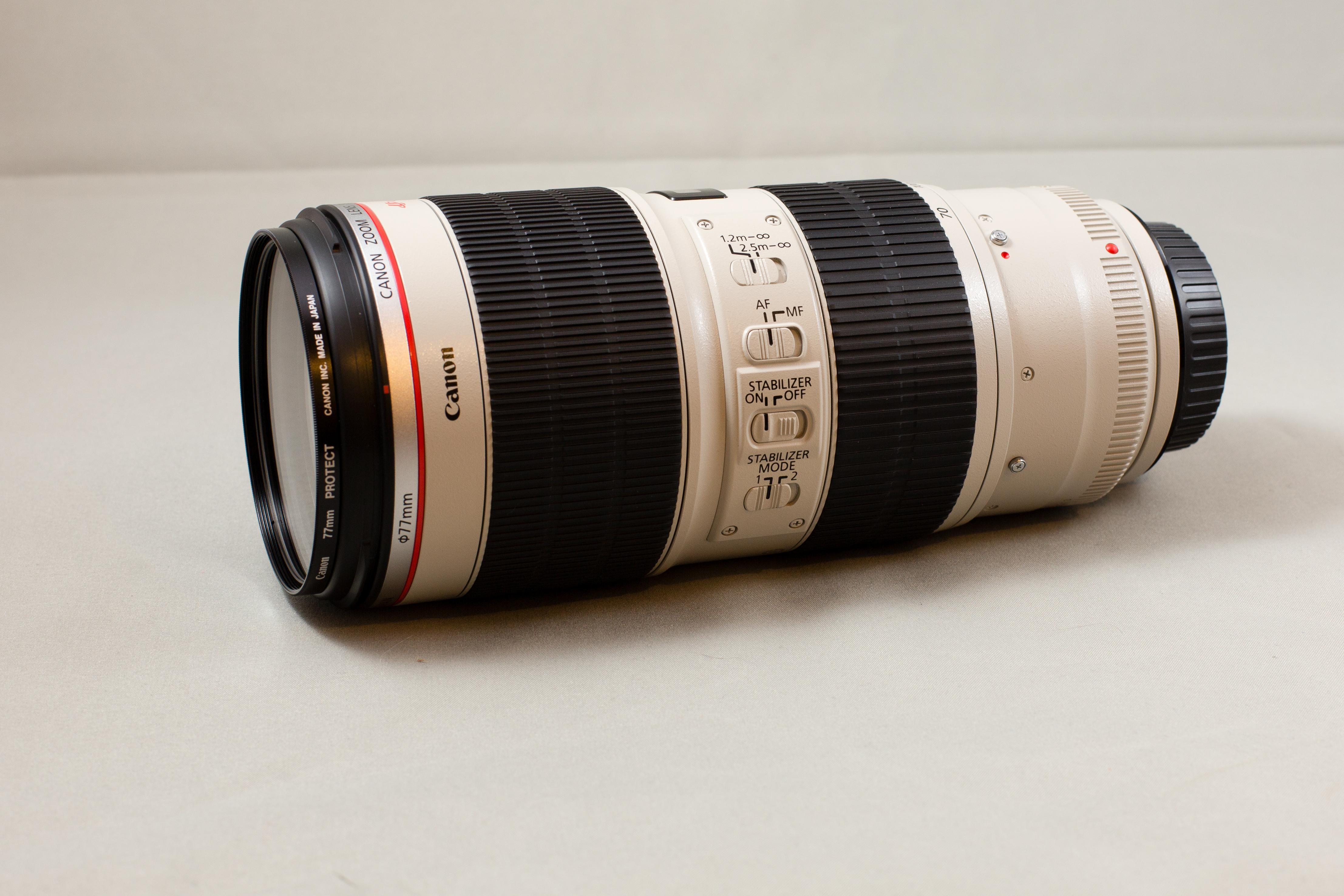Kết quả hình ảnh cho Canon EF 70-200 mm 2.8