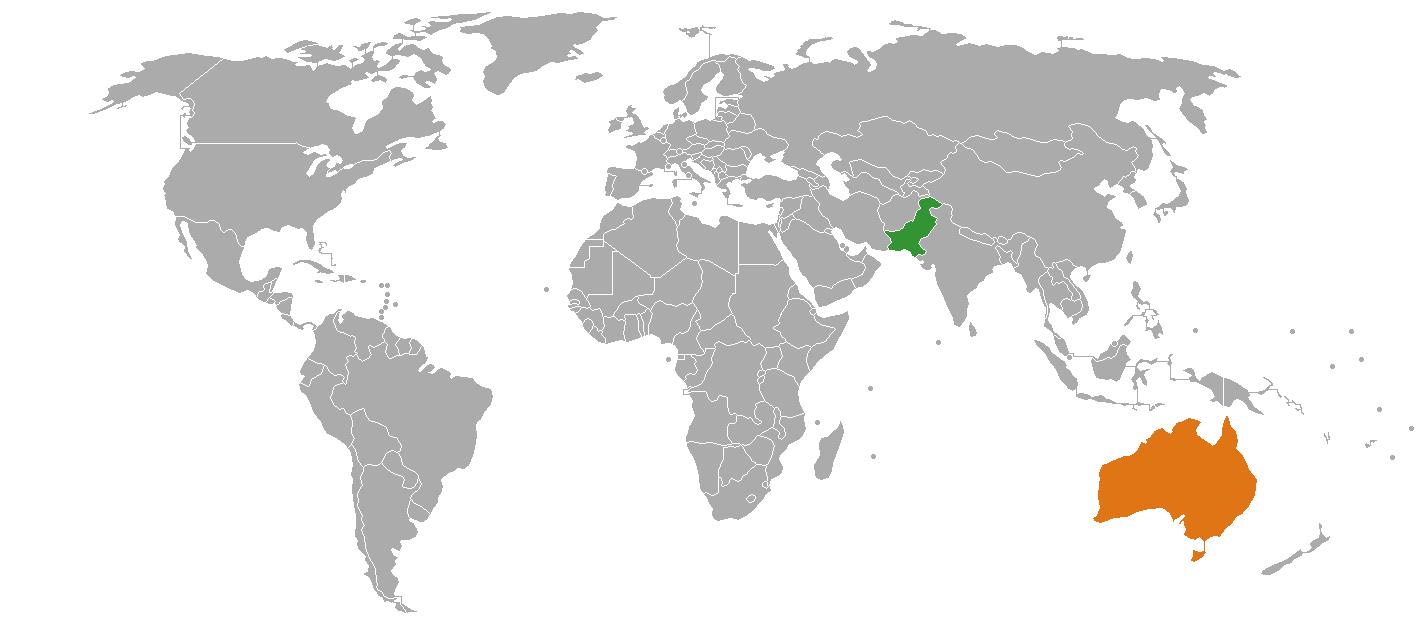 australia and pakistan relationship
