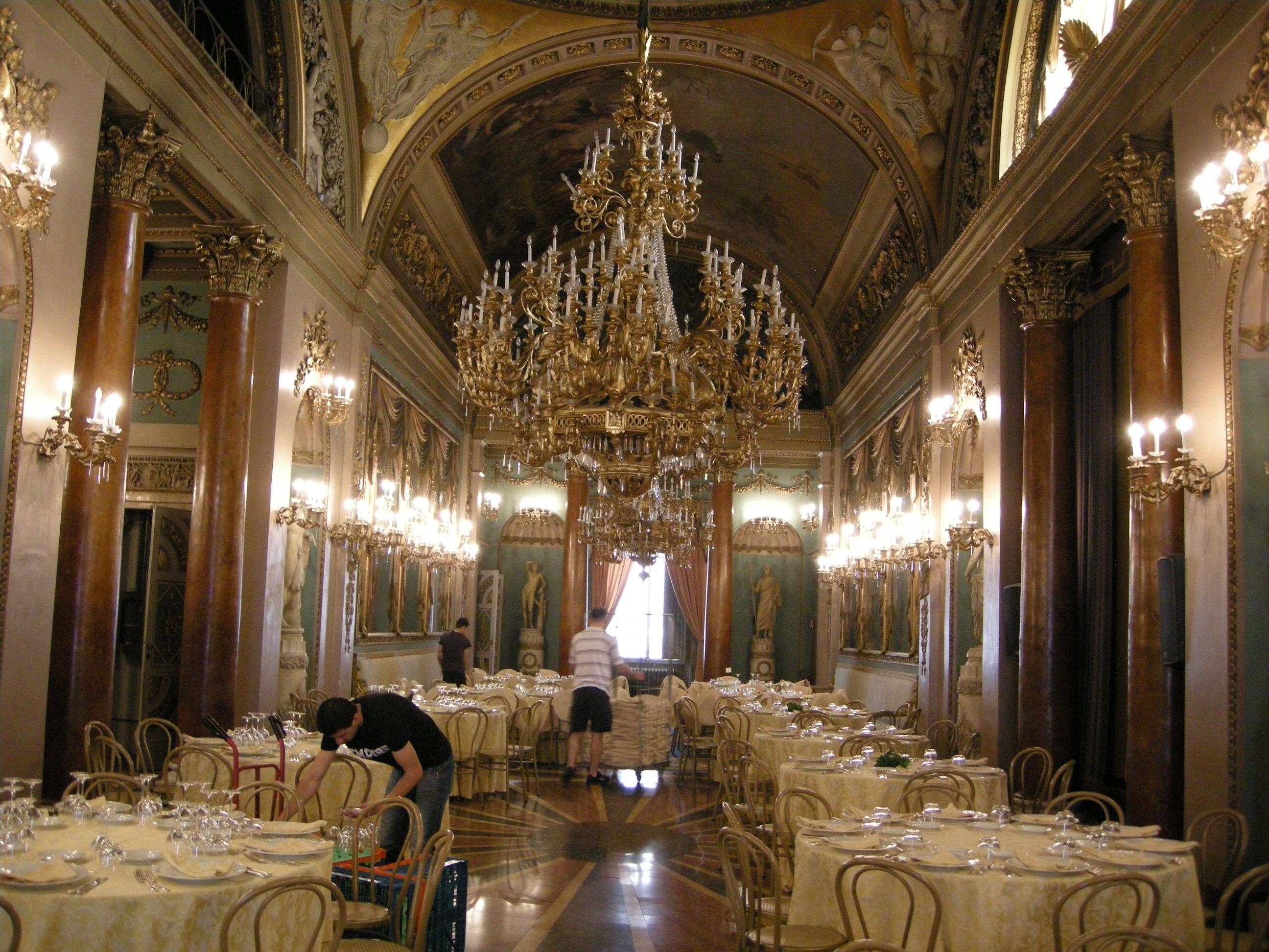 File Palazzo Borghese Firenze Salone 01 Jpg Wikimedia
