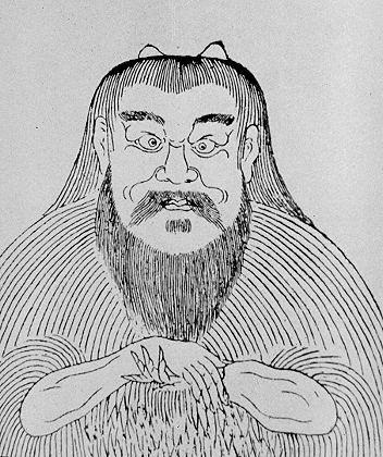 A kínai mitológia
