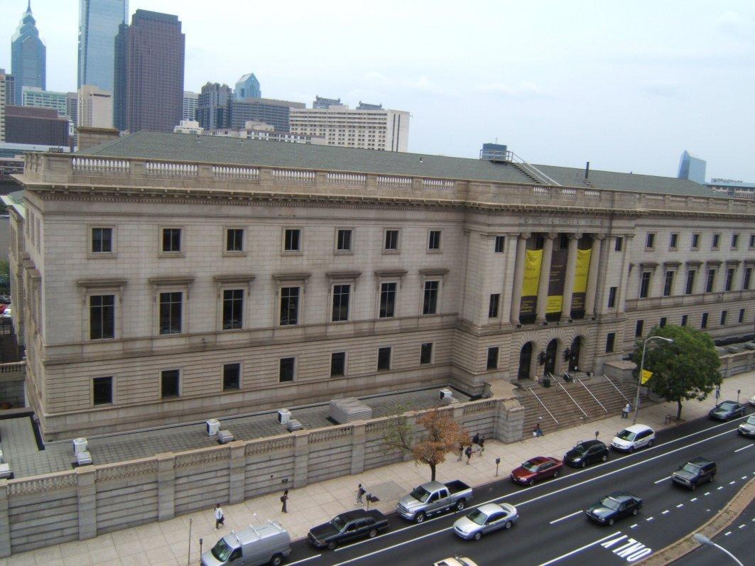 Монетный двор, Филадельфия, Пенсильвания (United States Mint, Philadelphia, Pennsylvania)