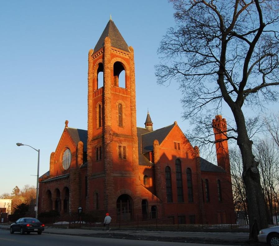 Pilgrim Congregational Church Worcester Massachusetts