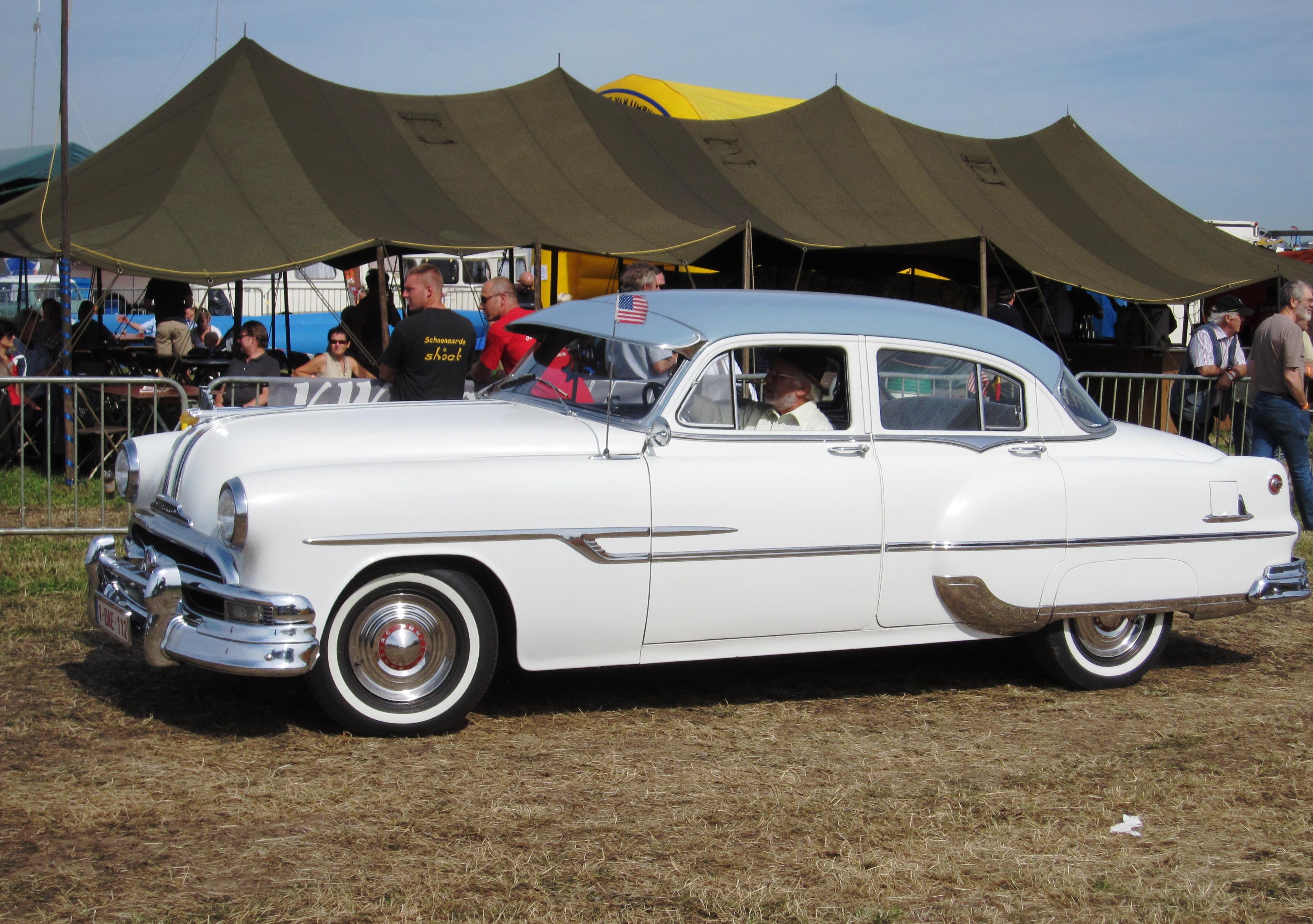 1954 Pontiac Chieftain - Compare Prices,.