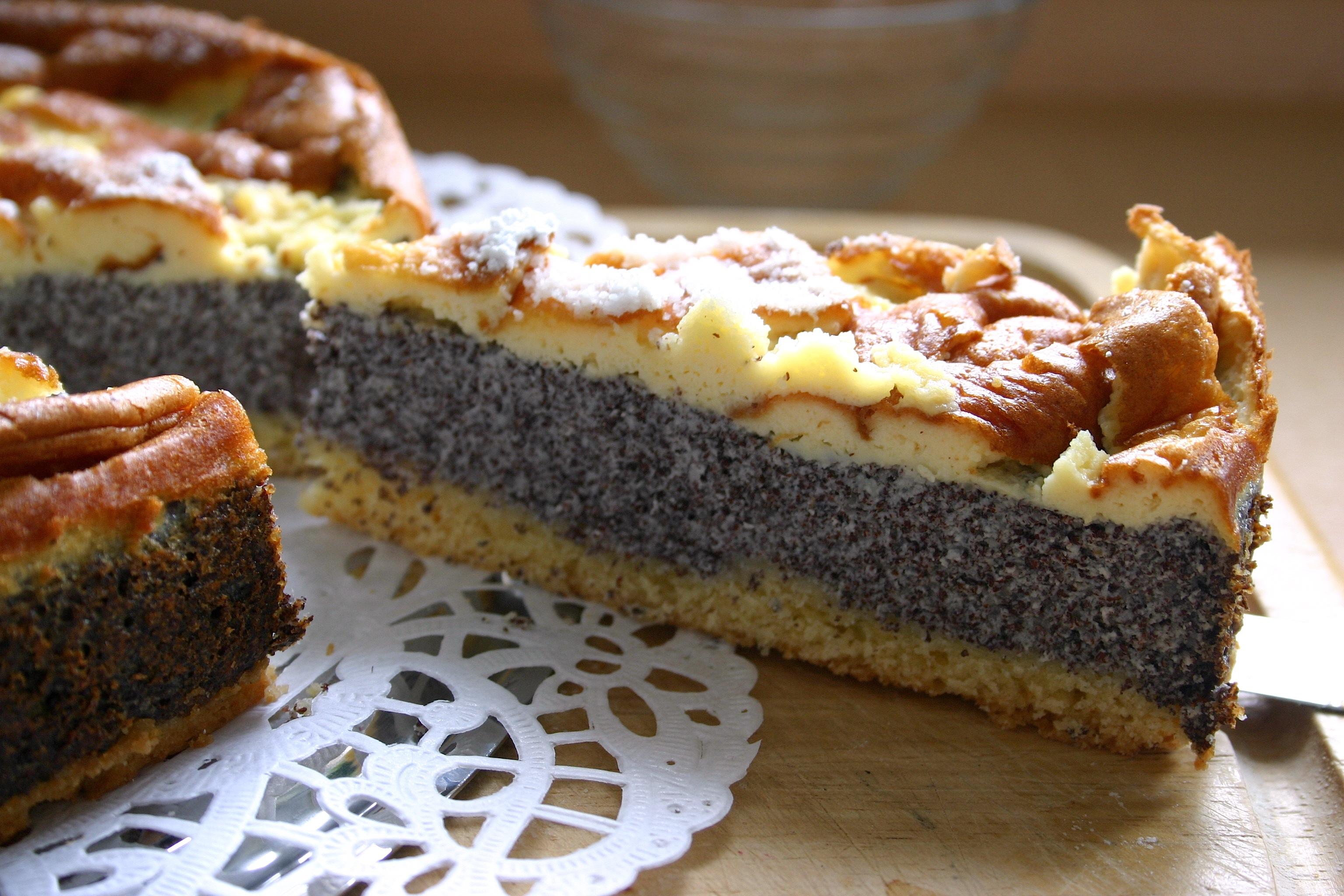 Poppy Seed Cake Recipe Milk