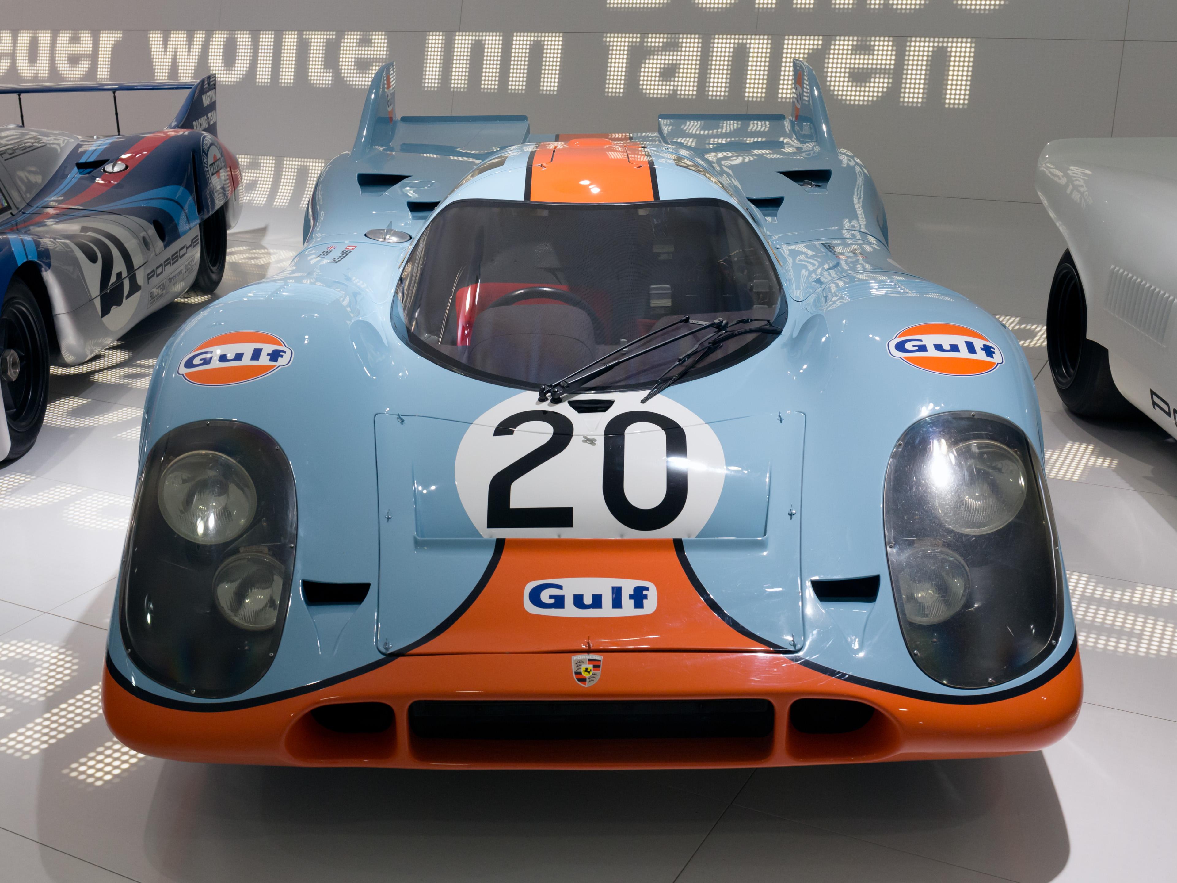 File Porsche 917k Gulf Front Porsche Museum Jpg