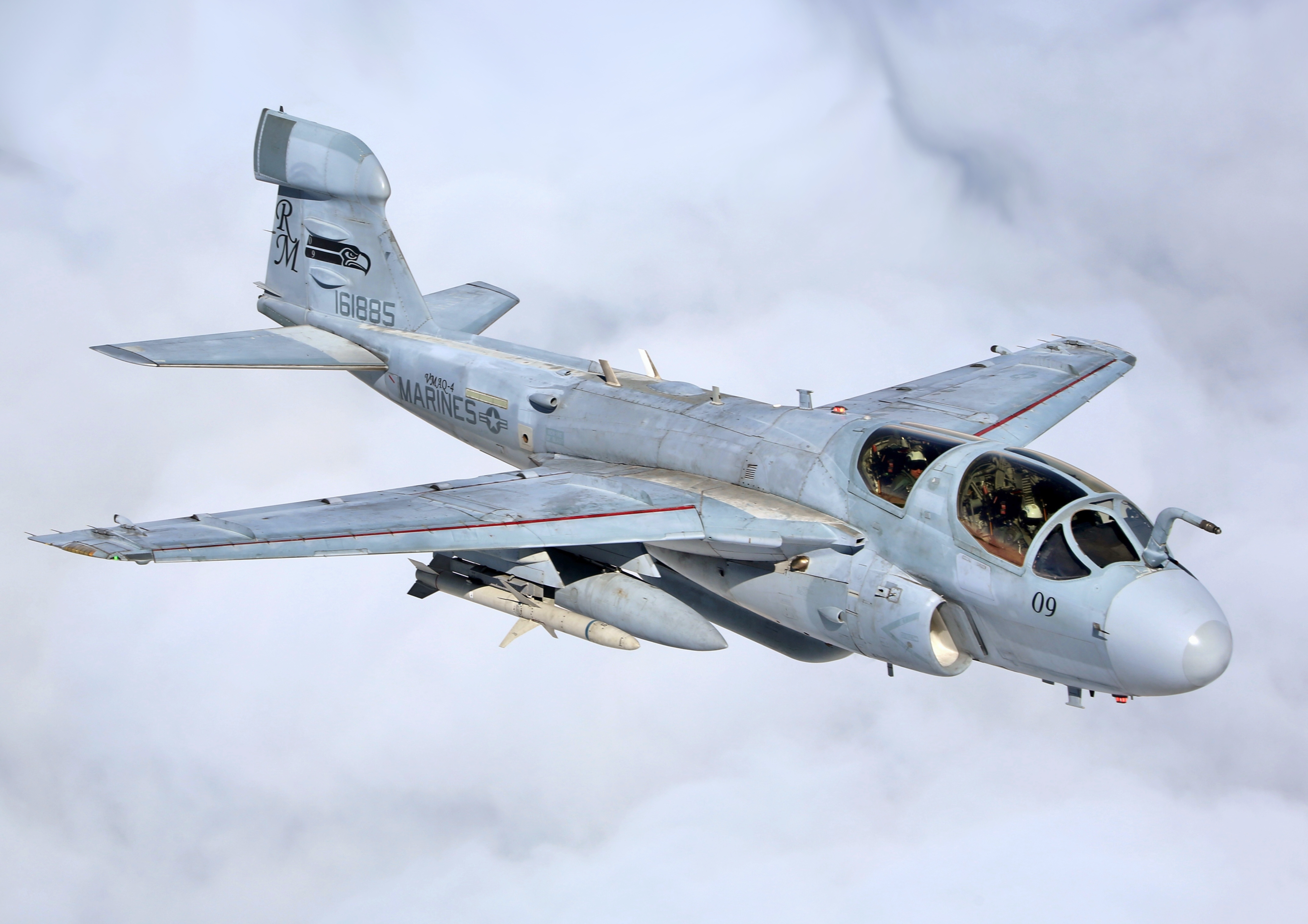 Northrop Grumman EA-6B Prowler - Wikipedia