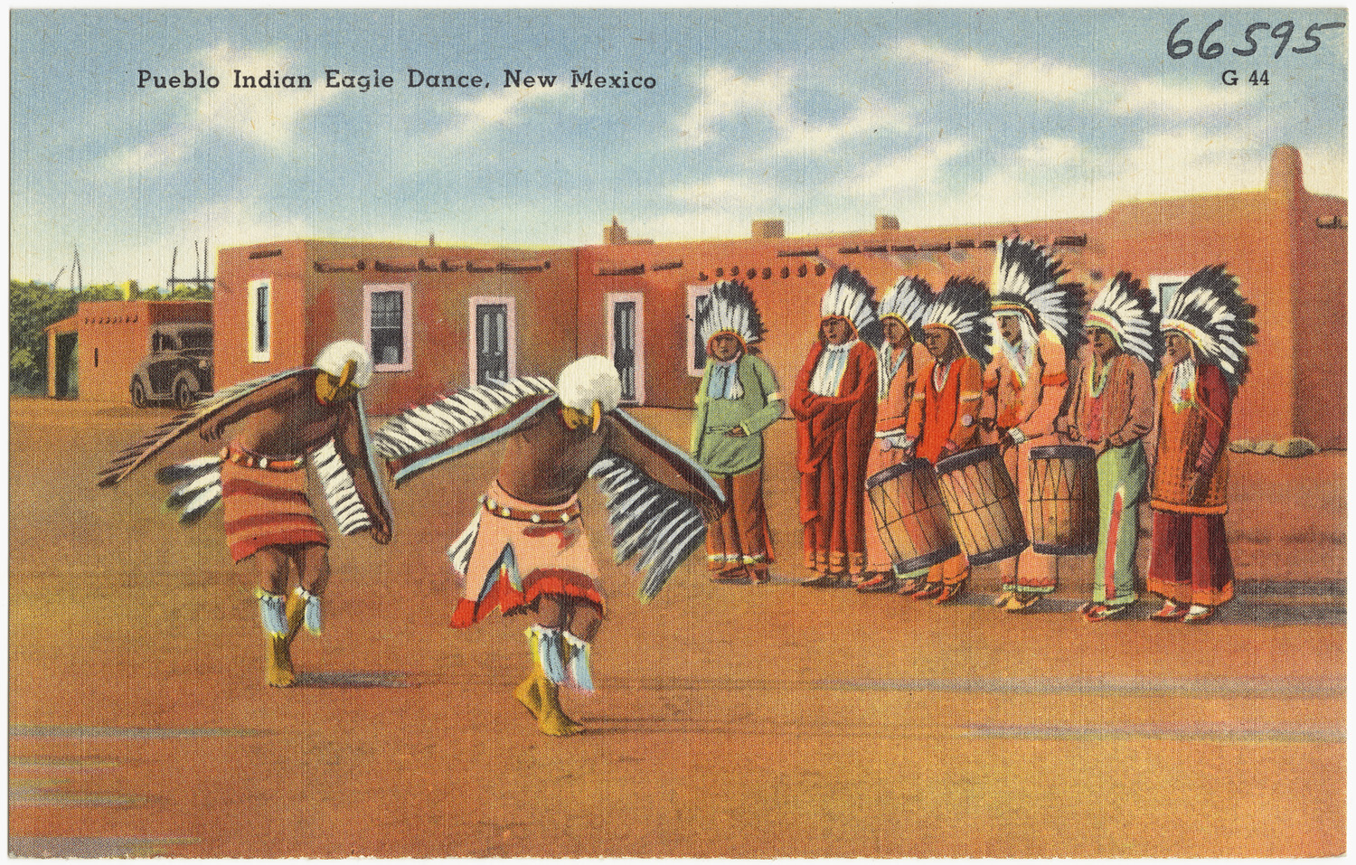 File:Pueblo_Indian_Eagle_Dance,_New_Mexico_2 on Desert Arts And Crafts