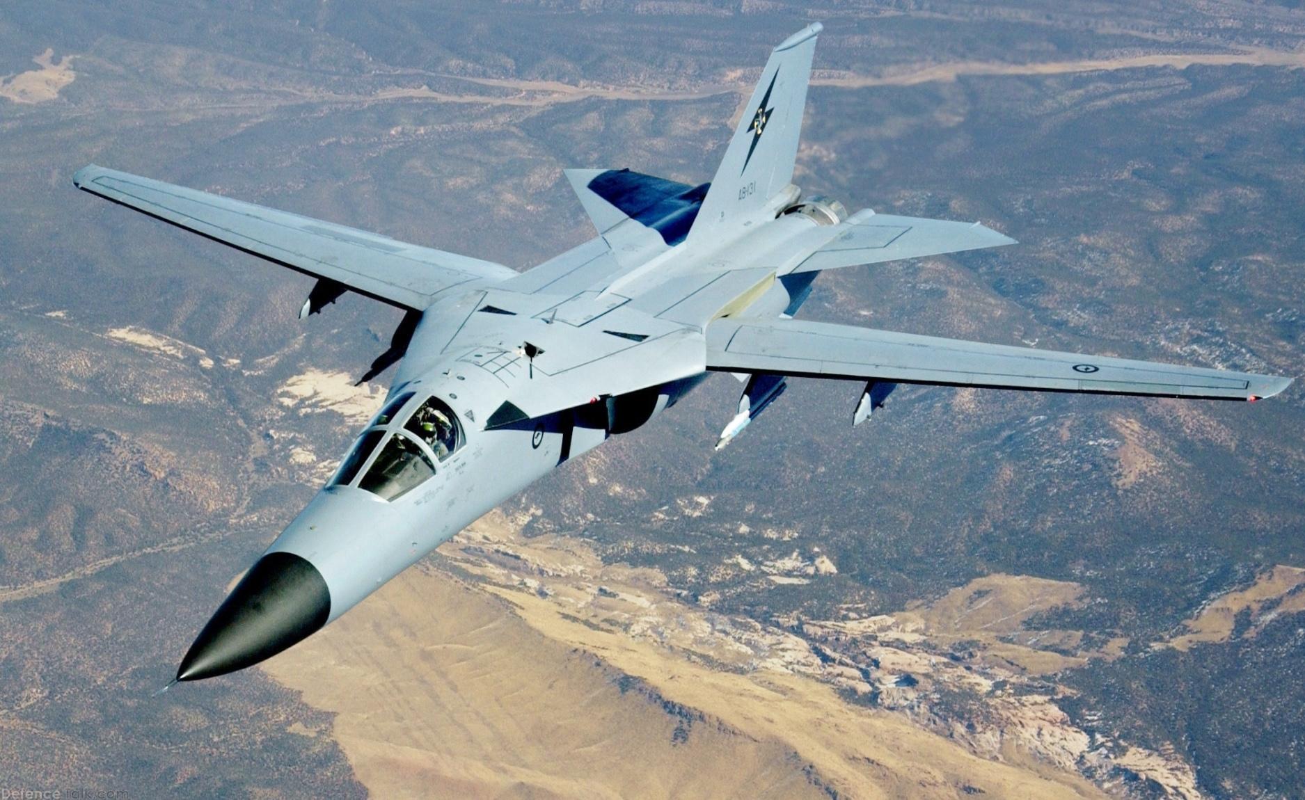 General Dynamics F-111C - Wikipedia