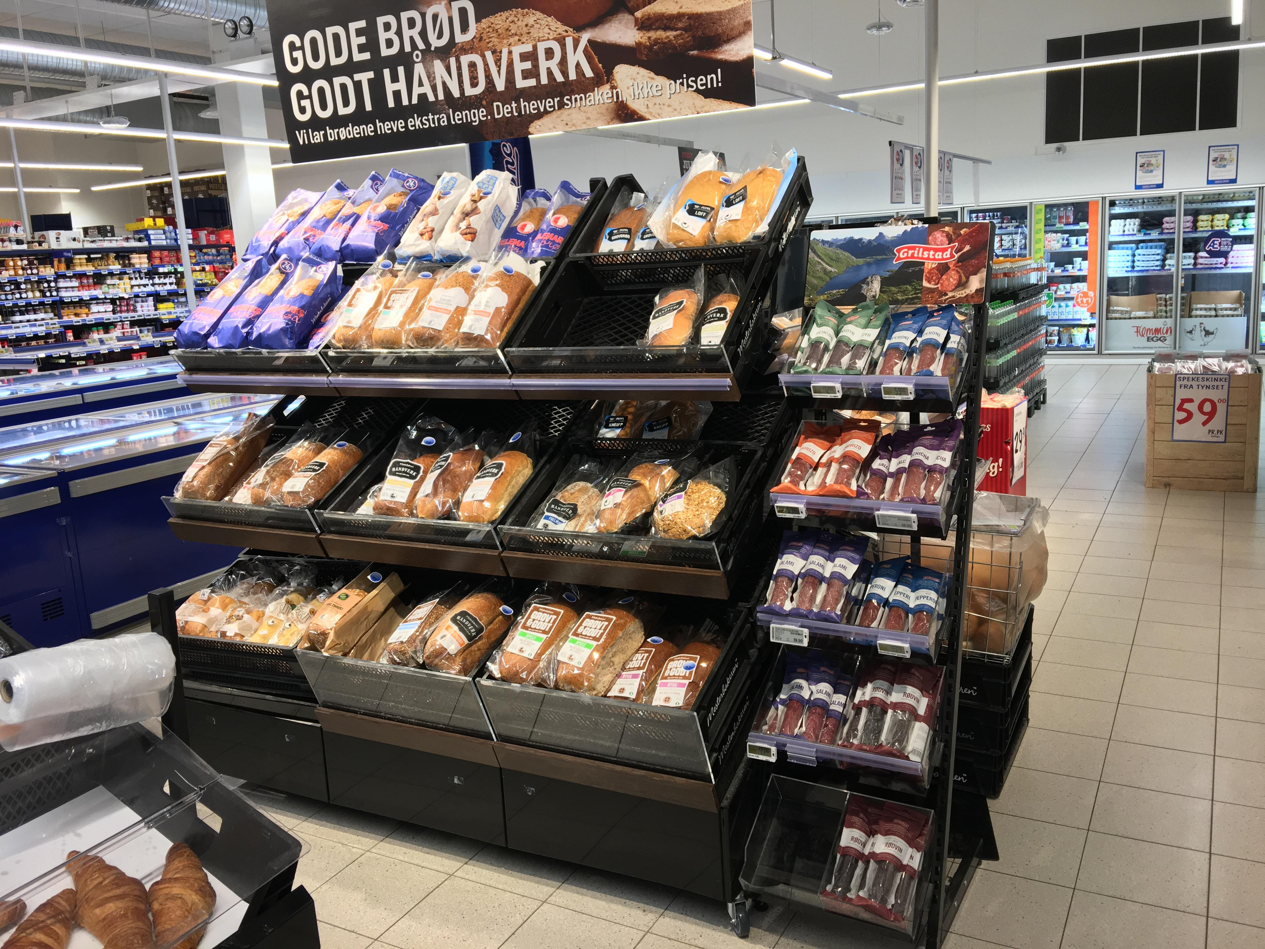 Image Result For T Supermarket Breads