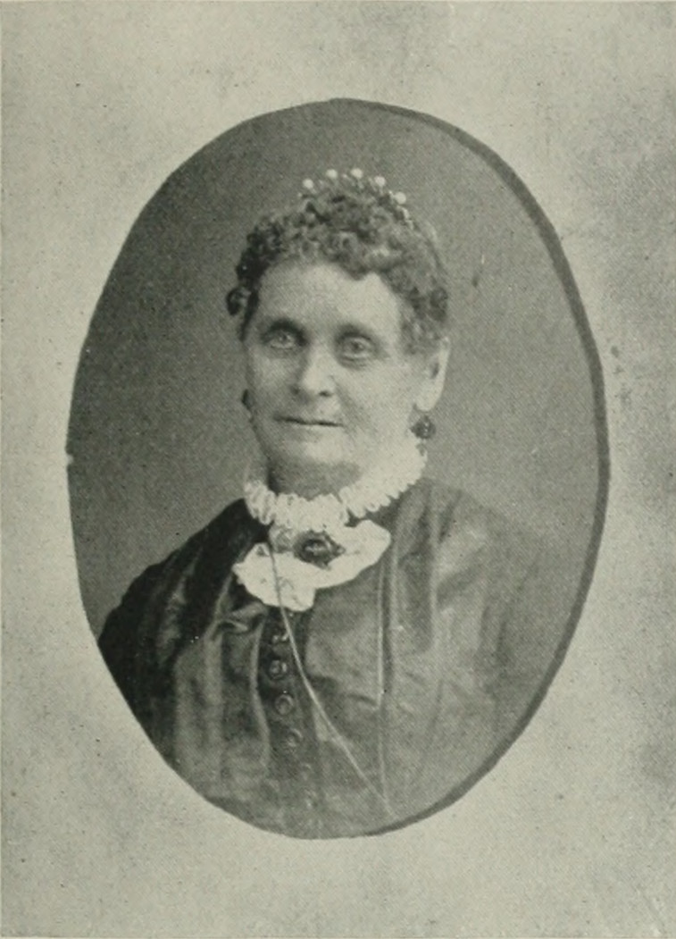 ROWENA GRANICE STEELE A woman of the century (page 693 crop).jpg