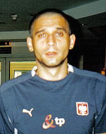 Radosław Kałużny Polish footballer