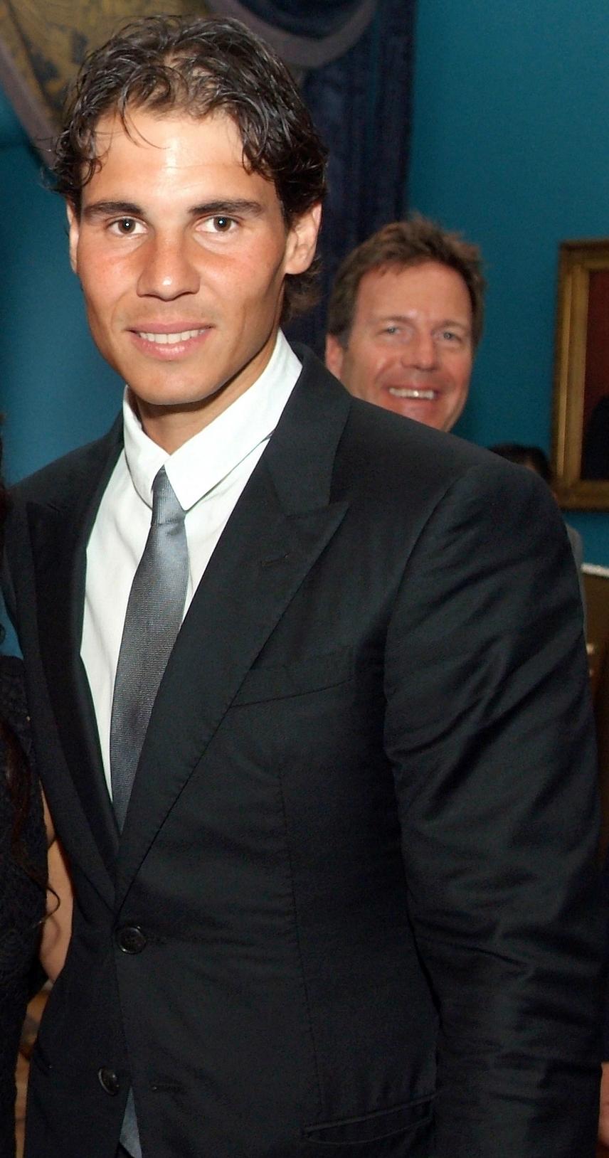 Rafael Nadal Vikipediya