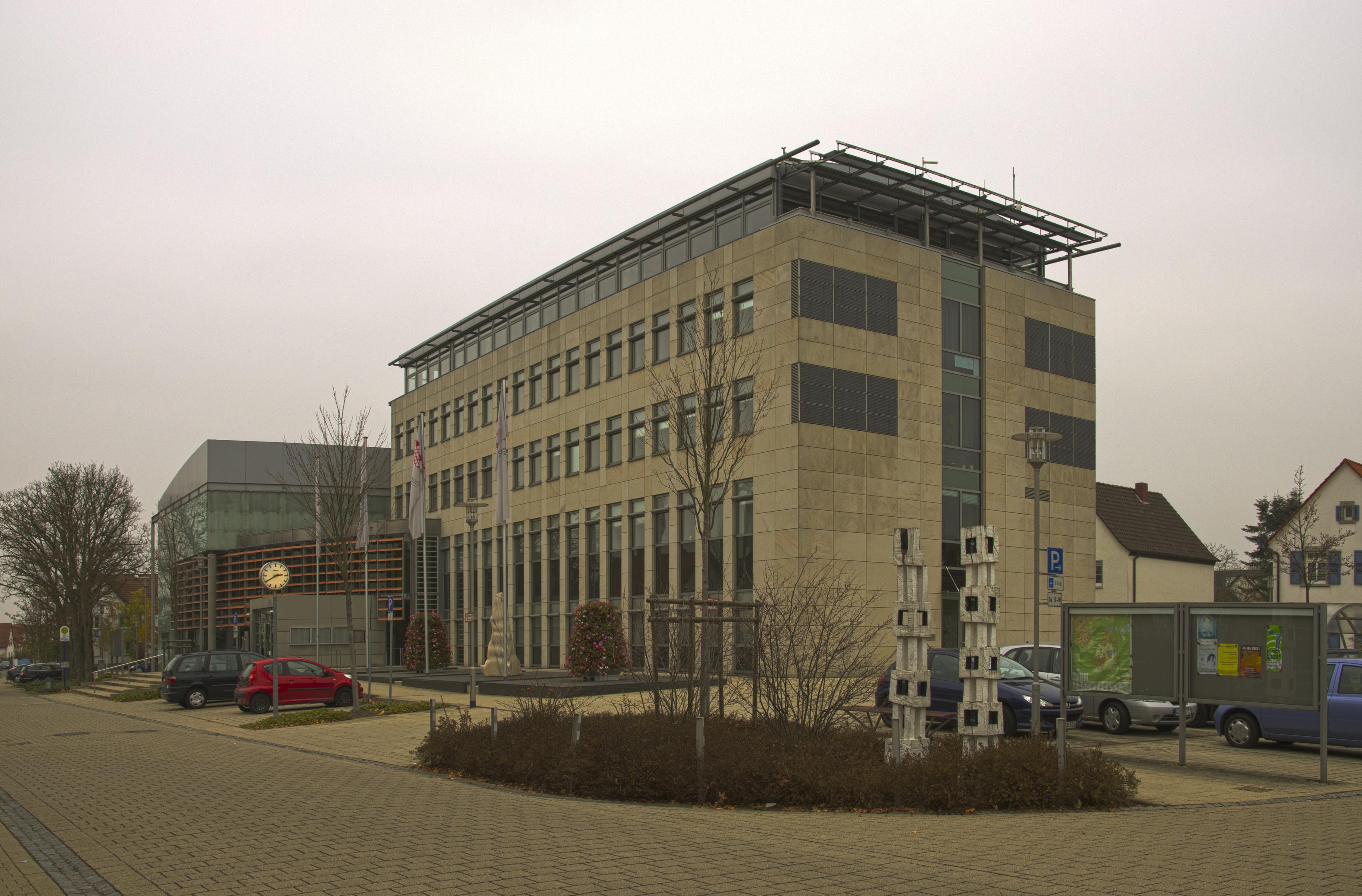 rathaus walldorf