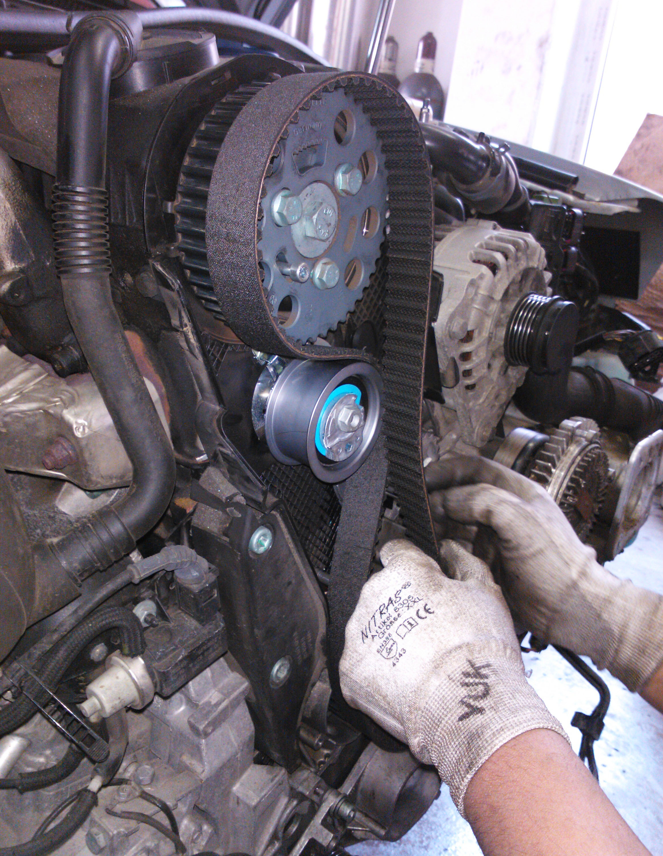 File replacing a timing belt on timing chain replacement cost