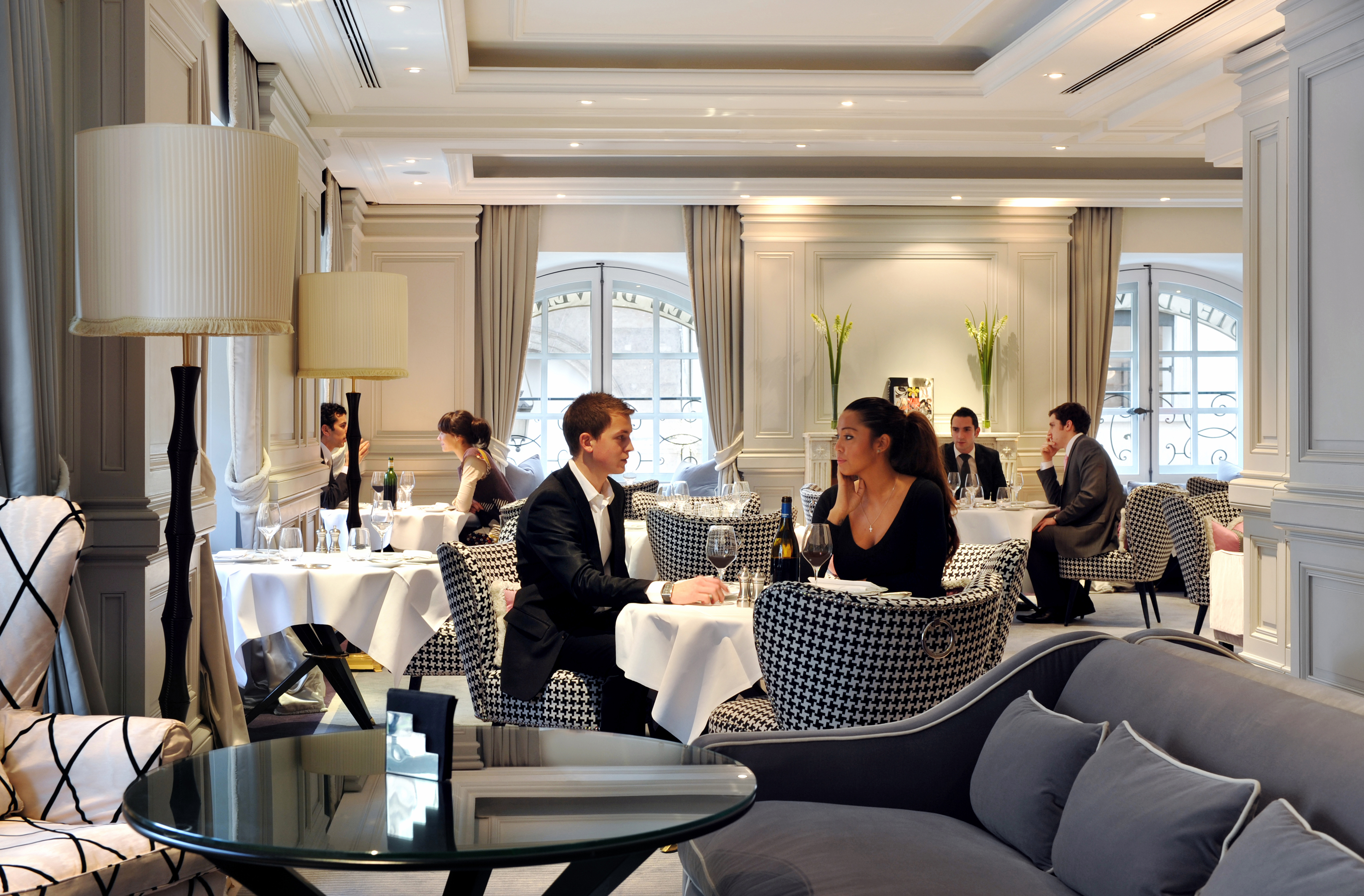 Restaurant Du Ritz Paris