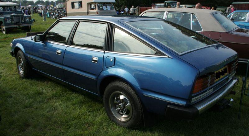 Rover Sd1 V8. Rover+sd1+v8