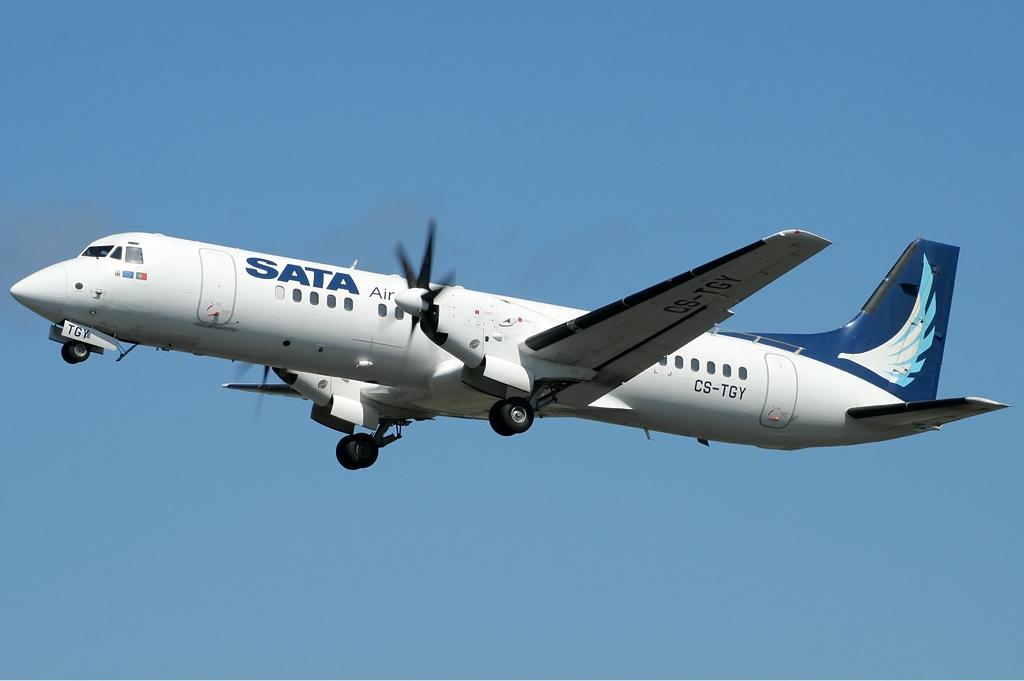 Airline Sata Air Akores (SATA Air Acores). Official sayt.3