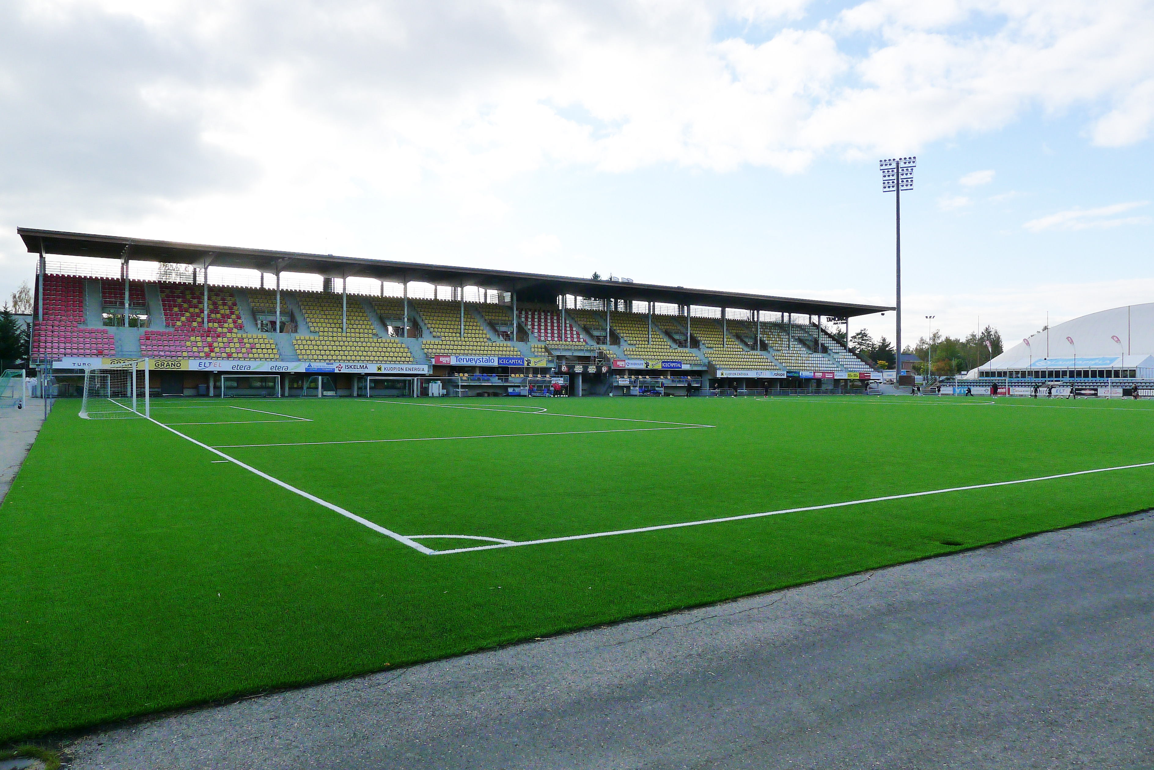 Image result for kuopio football stadium