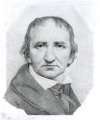 Foto des Autoren Johann Gottfried Schadow
