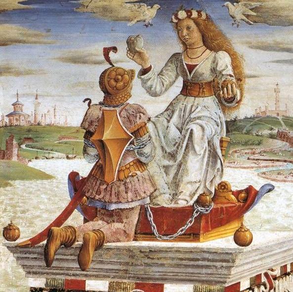 File:Schifanoia Triumph Venus - knight kneeling.jpg