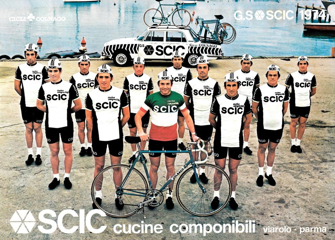 Afbeeldingsresultaat voor SCIC wielerploeg