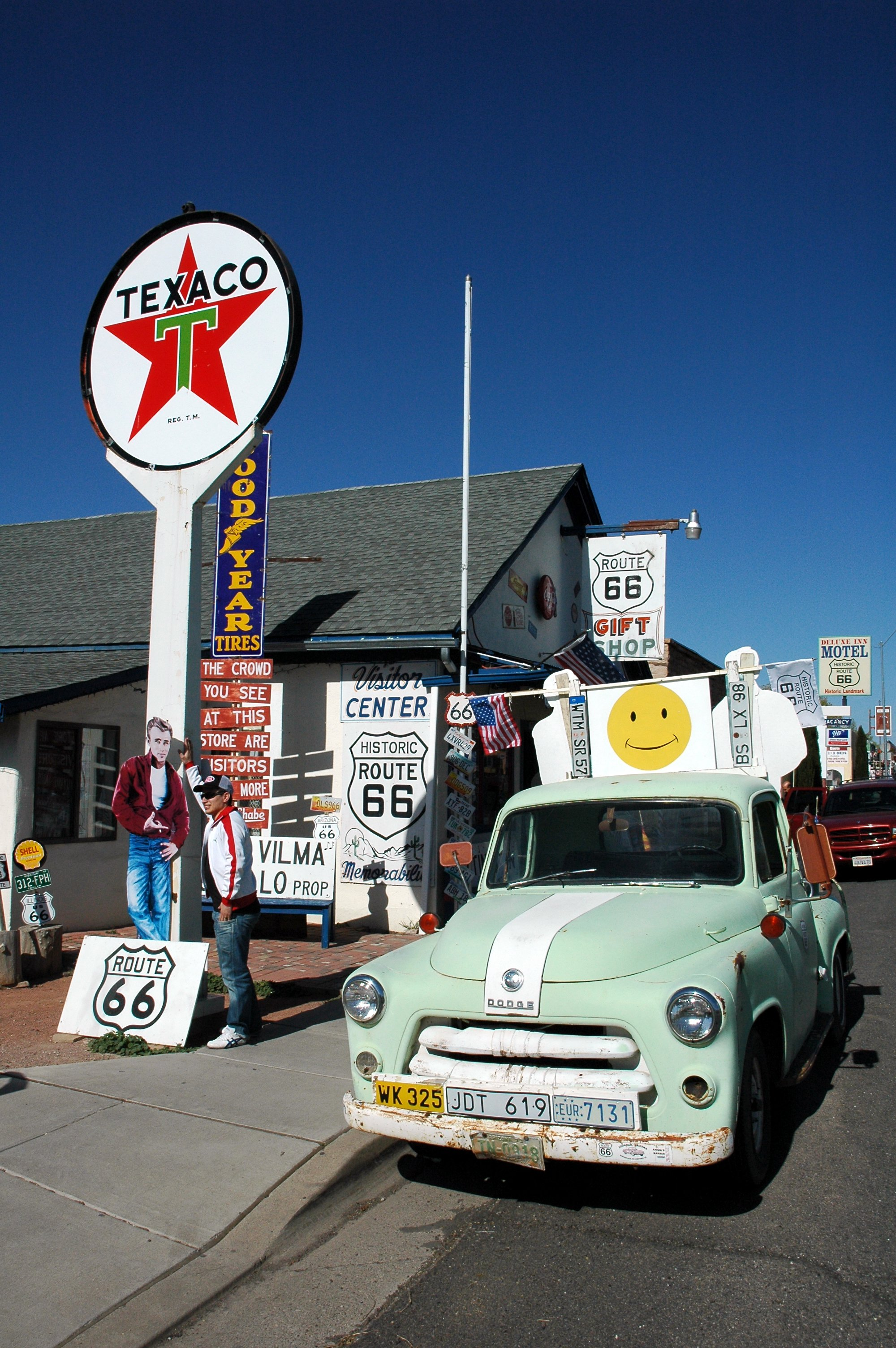 "Route 66 Classic TV 14 x 11/"" Photo Print"
