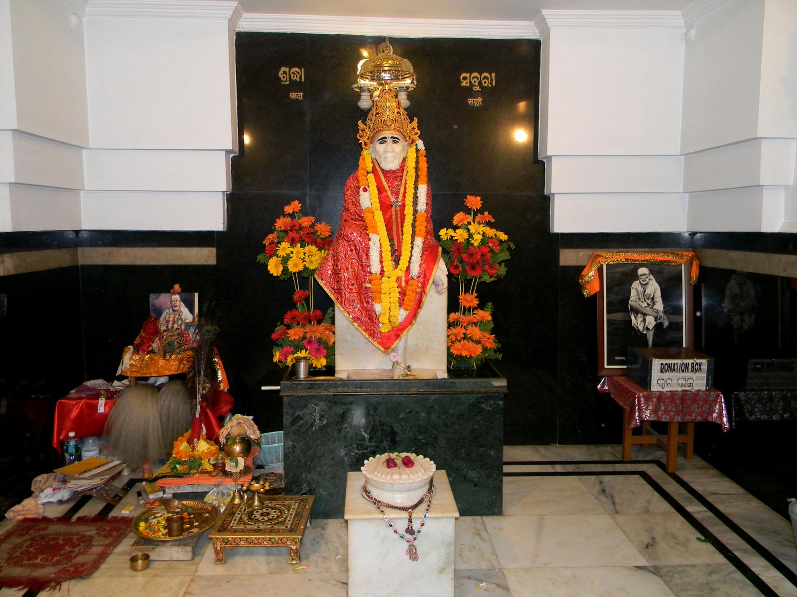 file shiridi sai baba s temple jaydev vihar bhubaneswar 1 jpg