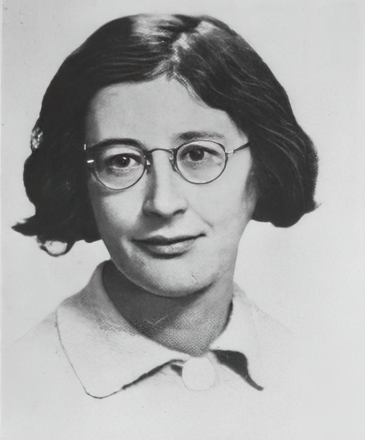"""Résultat de recherche d'images pour """"Simone Weil"""""""