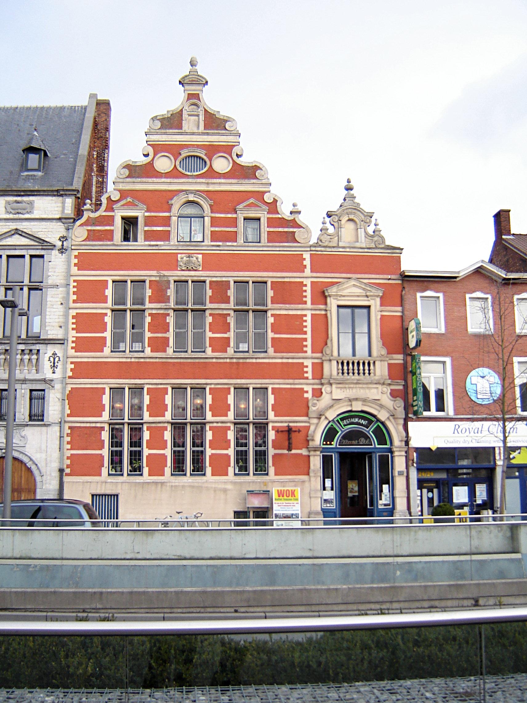 Keukeninrichting Sint Niklaas : Bestand Sint Niklaas Landhuis 1 jpg Wikipedia