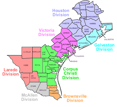 File:Southern District of Texas map.png - Wikimedia Commons