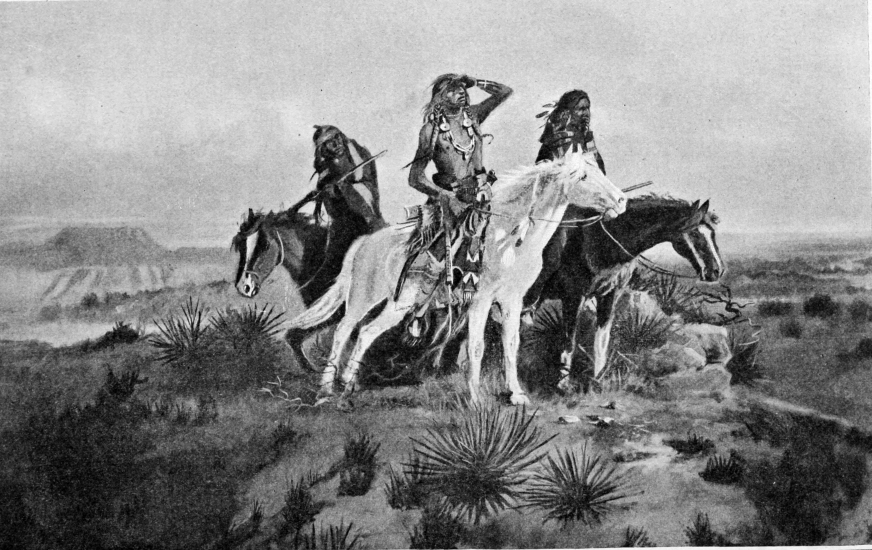 Souvenir of Western Women 0032 Indians of the plains.png