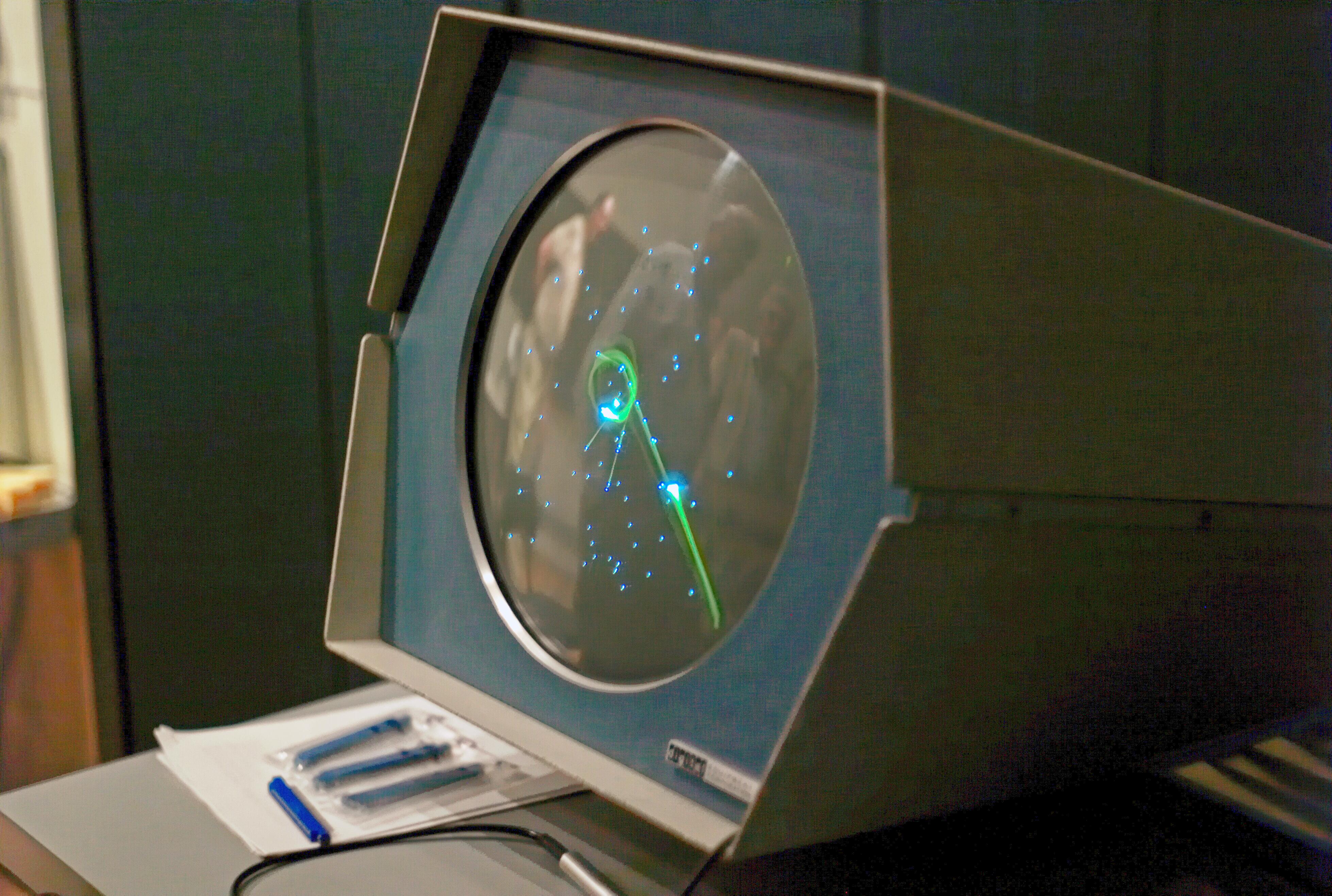 Eerste computerspel: op zo'n soort computer werd Spacewar! gespeeld