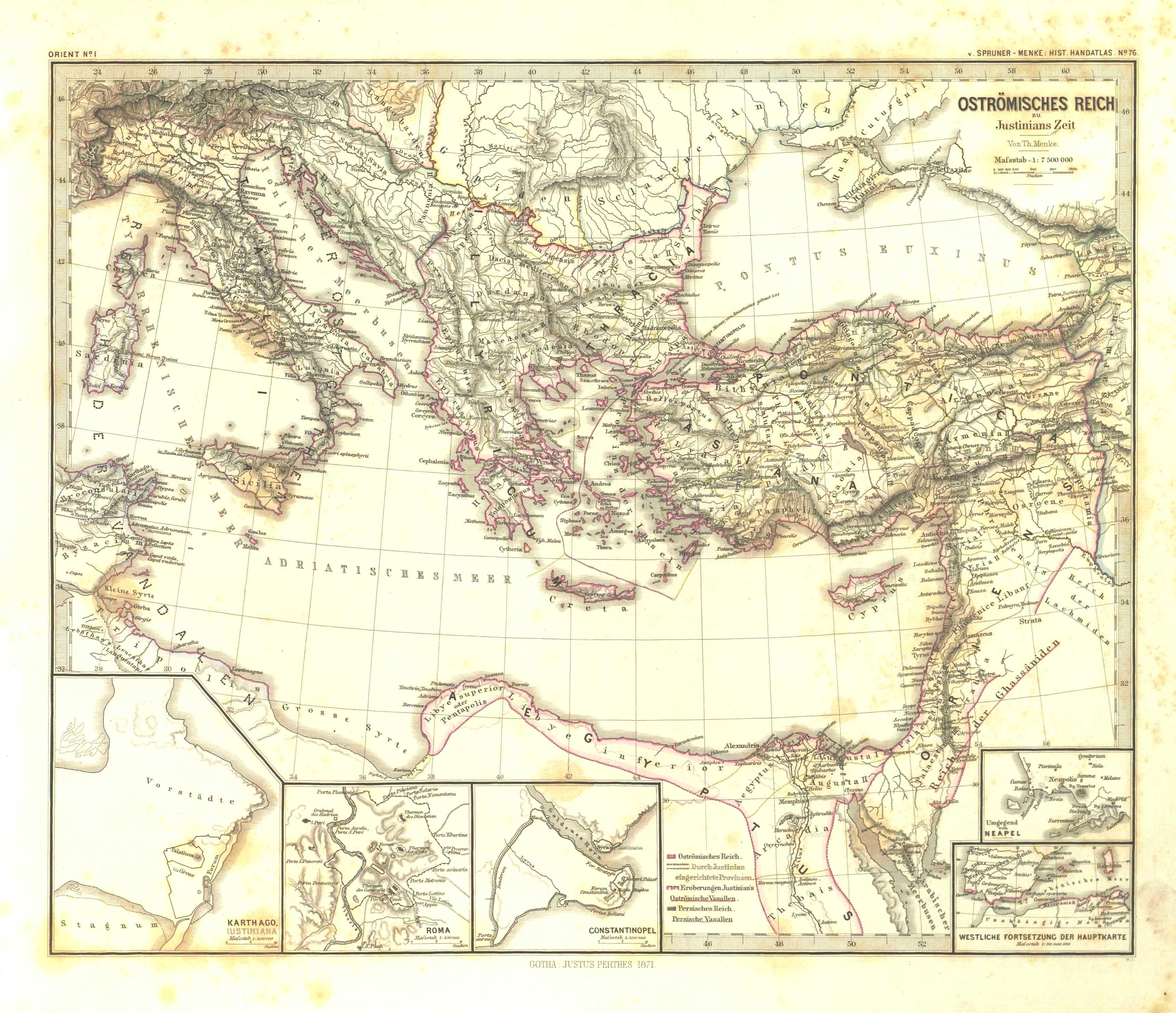 File Spruner Menke Handatlas 1880 Karte 76 Jpg Wikimedia Commons